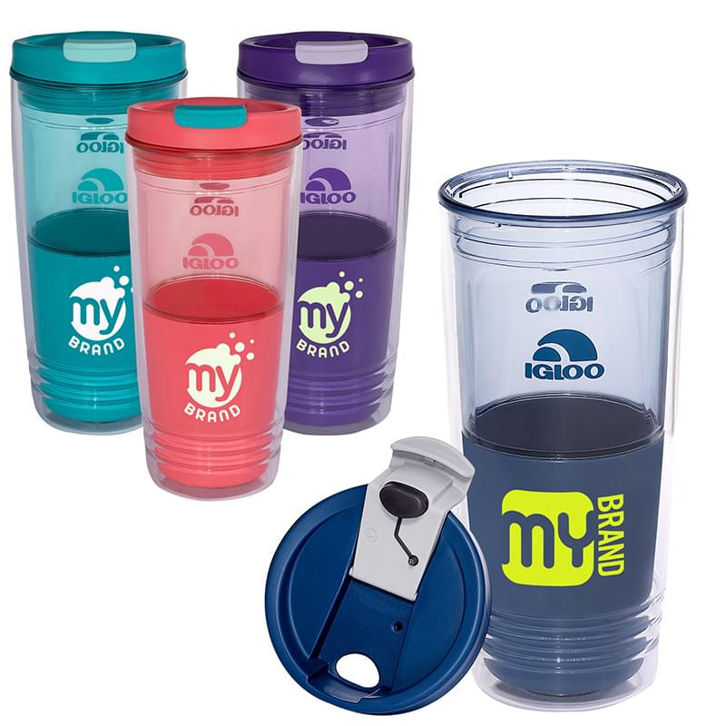 22 oz. Havasu Tritan™ Plastic Double-Wall Tumbler by Igloo®