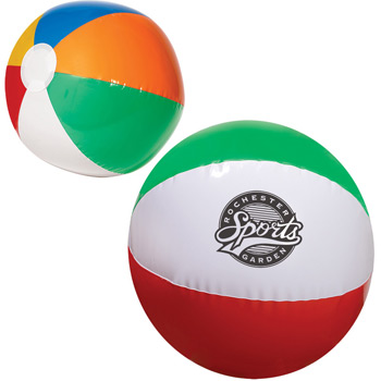 "16"" Multi-Colored Beach Ball"
