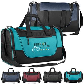 Austin Nylon Collection Duffel Bag