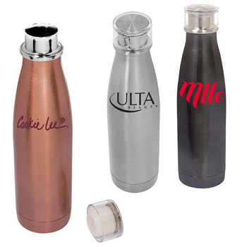 BUILT® 17 oz. Perfect Seal Vacuum Insulated Bottle