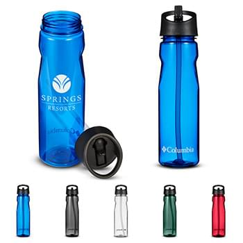HOT DEAL - Columbia® 25 oz. Tritan™ Water Bottle with Straw Top