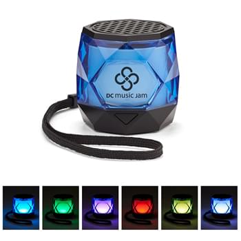 Mini Colorful Diamond Wireless Speaker