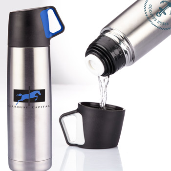 16.5 oz. Stainless Steel Vacuum Traveler