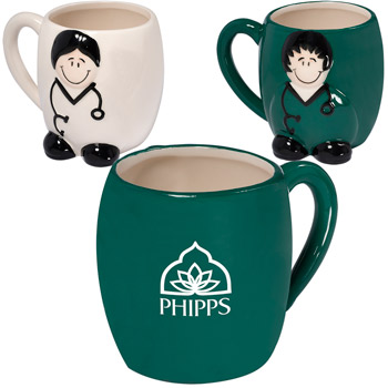 14 oz. Coffee Mug - Doctor/Nurse