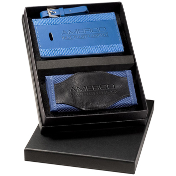Majestic Luggage Tag & Handle Wrap Set