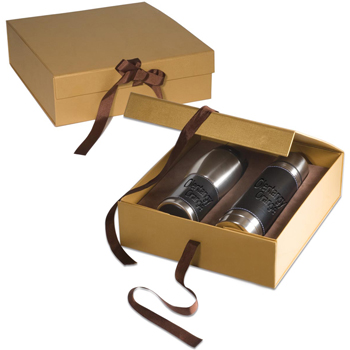 Empire™ Thermal Bottle & Tumbler Gift Set