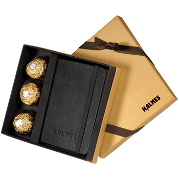 Tuscany™ Junior Journal & Ferrero Rocher® Chocolate Gift Set