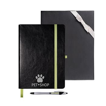 Venezia Journal & Stream Stylus Pen Set