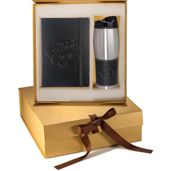 Tuscany Journal & Tumbler Gift Set
