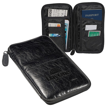 Sorrento RFID Travel Pouch