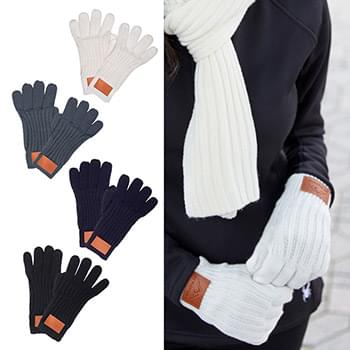 Leeman™ Rib Knit Gloves