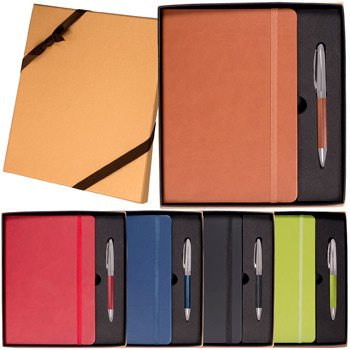 Tuscany™ Journal & Pen Gift Set