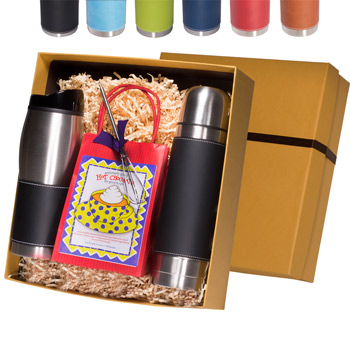 Tuscany™ Tumbler & Thermal Bottle Decadent Cocoa Set