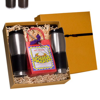 Empire™ Tumblers Decadent Cocoa Gift Set