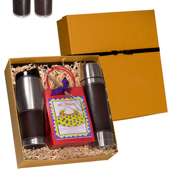 Empire Tumbler & Thermos Decadent Cocoa Gift Set