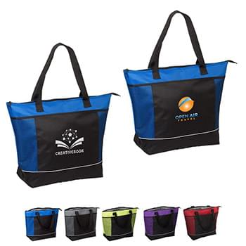 Porter Shopping Cooler Tote