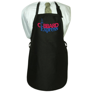 Gourmet Apron with Pockets – Dark Colors