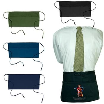 Waiter's Apron – Dark Colors