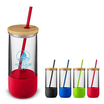 20 oz. Vivify Straw Tumbler with Silicone Grip