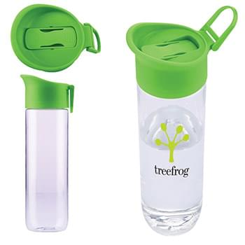 22 oz. Tritan™ Plastic Workout Bottle