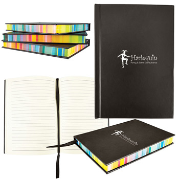 multi-color Edge Notebook