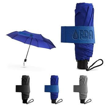 "42"" PU Strap Manual Open Umbrella"
