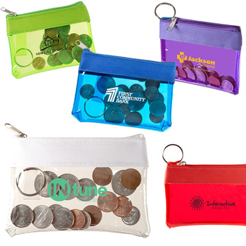 Zippered ID Pouch/Wallet