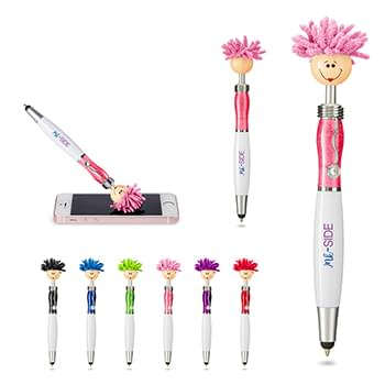 Miss MopToppers® Screen Cleaner with Stylus Pen