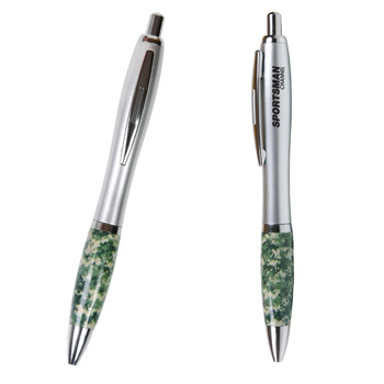Emissary Click Pen - Camouflage/Military Theme