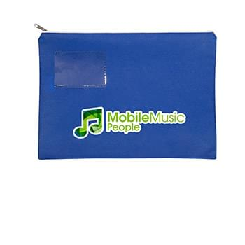 Letter Size Non-Woven Document Folder/Envelope