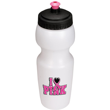 Awareness Ribbon Water Bottle