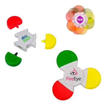 PromoSpinner® - Tri-Highlighter