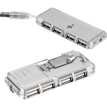 Mini USB 4-Port Hub 1.1