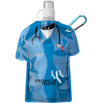 Medical Scrubs Water Bottle