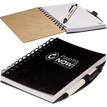 Eco Easy Notebook/Pen Combo