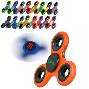 PromoSpinner® - multi-color with Turbo-Boost