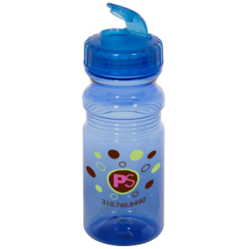 Flipper Translucent Bottle
