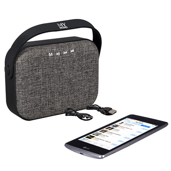 Woven Fabric Wireless Speaker