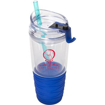 Quench Acrylic Tumbler with Straw