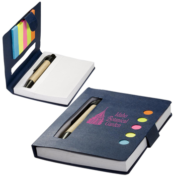HOT DEAL - Eco Stowaway Sticky Jotter with Pen