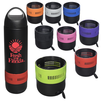 13 oz. Freedom Bluetooth® Speaker Vacuum Water Bottle