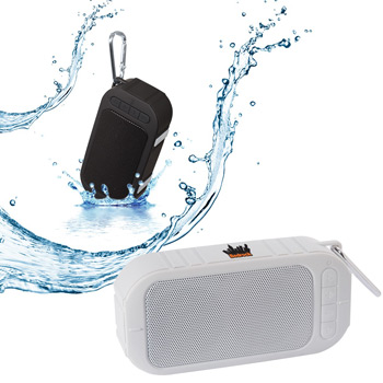 Poolside Bluetooth® Water-Resistant Speaker