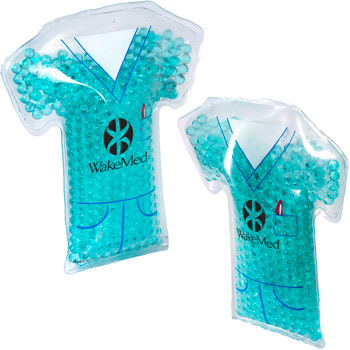 Hot/Cold Gel Pack - Nurse Shape