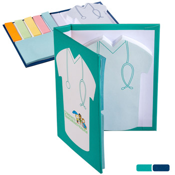 Medical Scrub Sticky Book