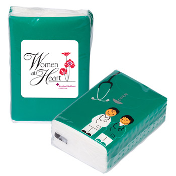 Doctor and Nurse Tissue Pack