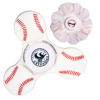 GameTime!® Spinner - Baseball