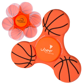 GameTime™ Spinner - Basketball