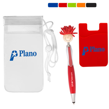 MopToppers® Pen Pocket Waterprooof Pouch Kit