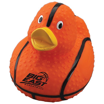 Basketball Rubber Duck