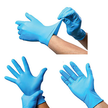 Disposable Gloves - Nitrile